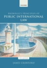 Image for Brownlie's principles of public international law