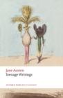 Image for Teenage writings