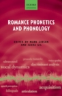 Image for Romance phonetics and phonology