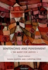 Image for Sentencing and punishment  : the quest for justice