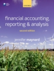 Image for Financial accounting, reporting & analysis