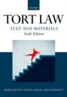 Image for Tort law  : text and materials