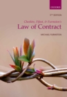 Image for Cheshire, Fifoot, and Furmston's law of contract