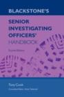 Image for Blackstone's senior investigating officers' handbook