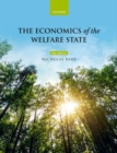 Image for The economics of the welfare state