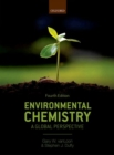 Image for Environmental chemistry  : a global perspective
