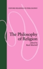 Image for The Philosophy of Religion