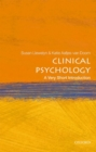 Image for Clinical psychology  : a very short introduction