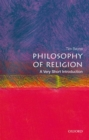 Image for Philosophy of religion  : a very short introduction