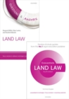 Image for Land Law Revision Pack : Law Revision and Study Guide