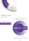 Image for Family Law Revision Pack : Law Revision and Study Guide