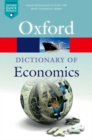 Image for A dictionary of economics