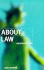 Image for About law  : an introduction