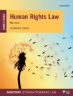 Image for Human rights law