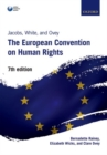 Image for Jacobs, White & Ovey  : the European Convention on Human Rights