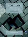 Image for Tort law  : text, cases, and materials