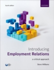 Image for Introducing employment relations  : a critical approach