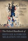 Image for The Oxford handbook of refugee and forced migration studies