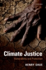 Image for Climate justice  : vulnerability and protection