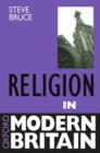 Image for Religion in modern Britain