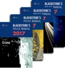 Image for Blackstone's police manuals 2017