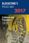 Image for Evidence and procedure 2017
