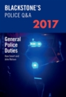 Image for General police duties 2017
