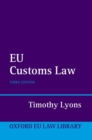 Image for EU customs law