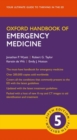 Image for Oxford handbook of emergency medicine