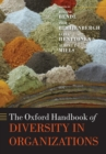 Image for The Oxford handbook of diversity in organizations