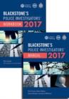 Image for Blackstone's police investigators' manual and workbook 2017