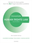 Image for Human rights law  : law revision and study guide
