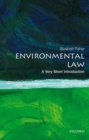Image for Environmental law  : a very short introduction