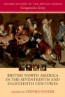 Image for British North America in the seventeenth and eighteenth centuries