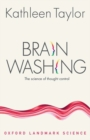 Image for Brainwashing  : the science of thought control