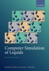 Image for Computer Simulation of Liquids : Second Edition