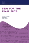 Image for SBAs for the final FRCA