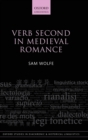 Image for Verb second in medieval romance