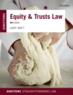 Image for Equity & trusts law
