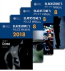 Image for Blackstone's police manuals 2018