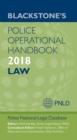 Image for Blackstone's police operational handbook 2018