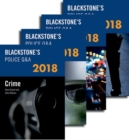 Image for Blackstone's Police Q&A: Four Volume Pack 2018