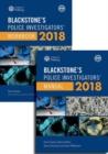 Image for Blackstone's Police Investigators' Manual and Workbook 2018