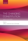 Image for The changing constitution