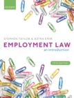 Image for Employment law  : an introduction