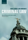 Image for Smith, Hogan, & Ormerod's criminal law