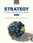 Image for Strategy in the contemporary world  : an introduction to strategic studies