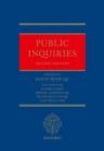 Image for PUBLIC INQUIRIES 2E HARDBACK