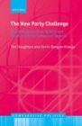 Image for The new party challenge  : changing cycles of party birth and death in Central Europe and beyond