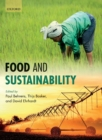 Image for Food and sustainability